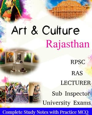 Art and culture Rajasthan