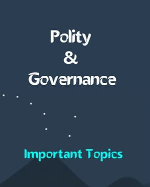 Indian Polity and Governance Current Affairs Yearbook 2020