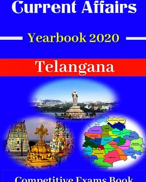 TPSC Telangana Current Affairs Yearbook 2020