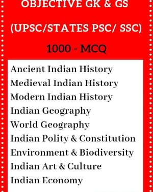Indian Modern History MCQ