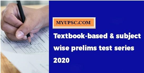 UPSC IAS Free test 2020