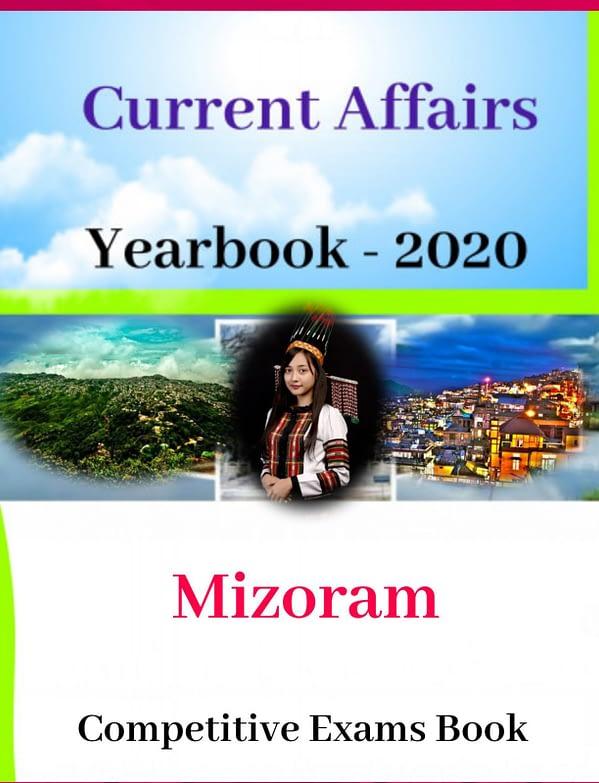 Mizoram Current Affairs Yearbook 2020