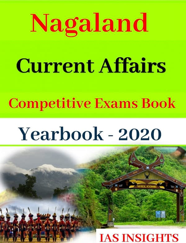 NPSC Nagaland Current Affairs Yearbook 2020