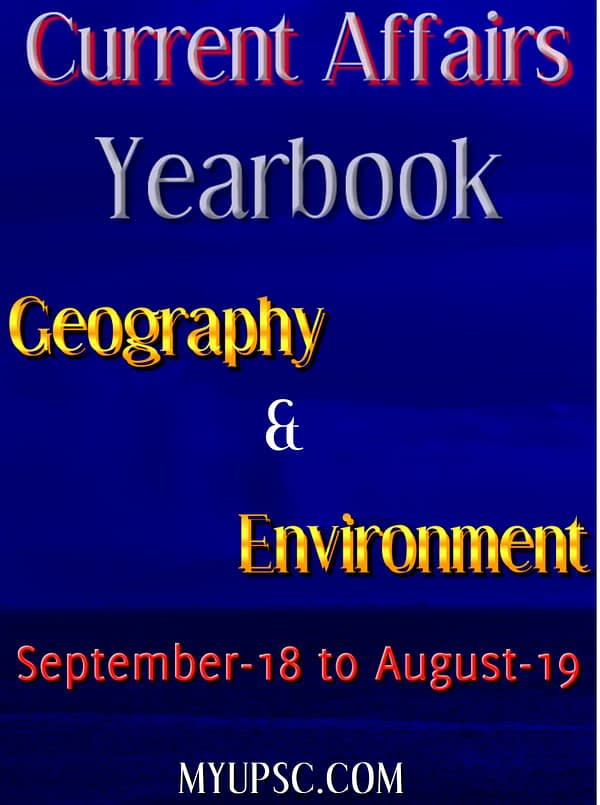Geography & Environment Current issues yearbook 2019
