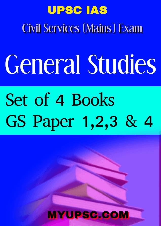 UPSC IAS Main Exam GS Paper