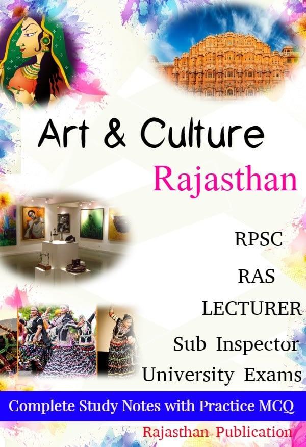Art Culture & Heritage of Rajasthan