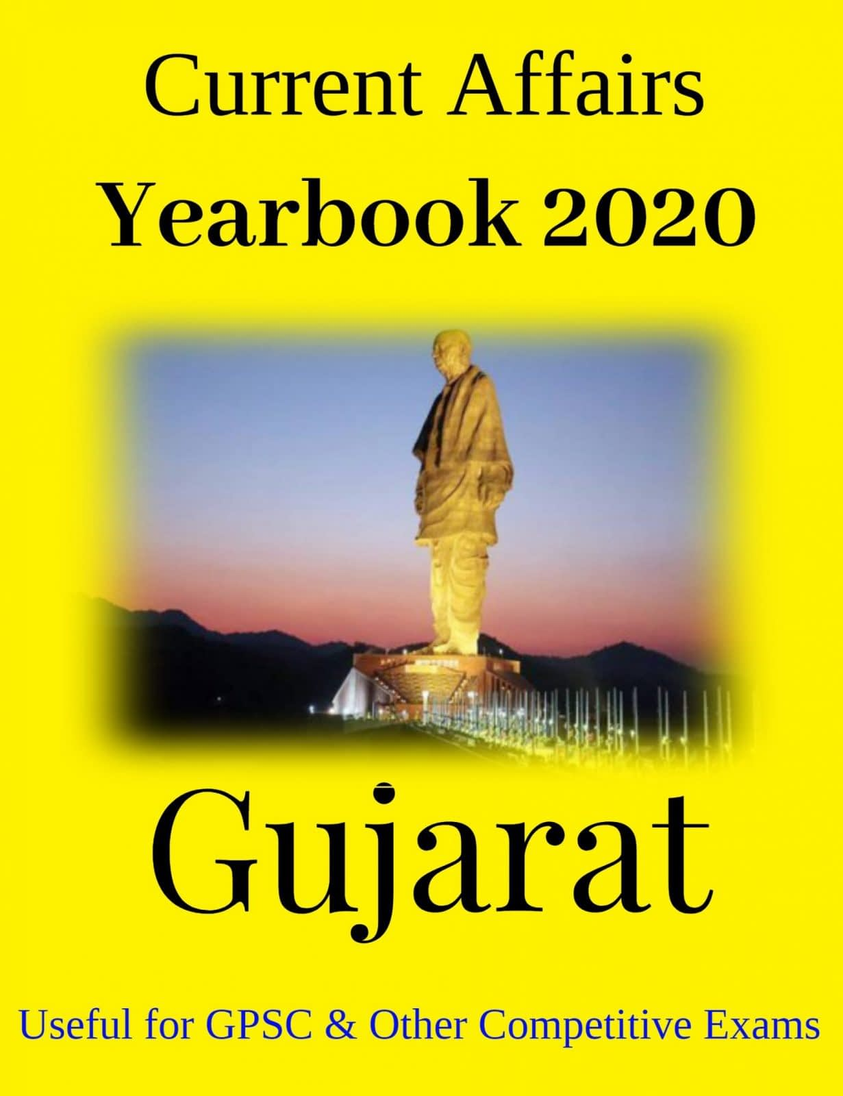 Gujarat Current Affairs Yearbook 2020