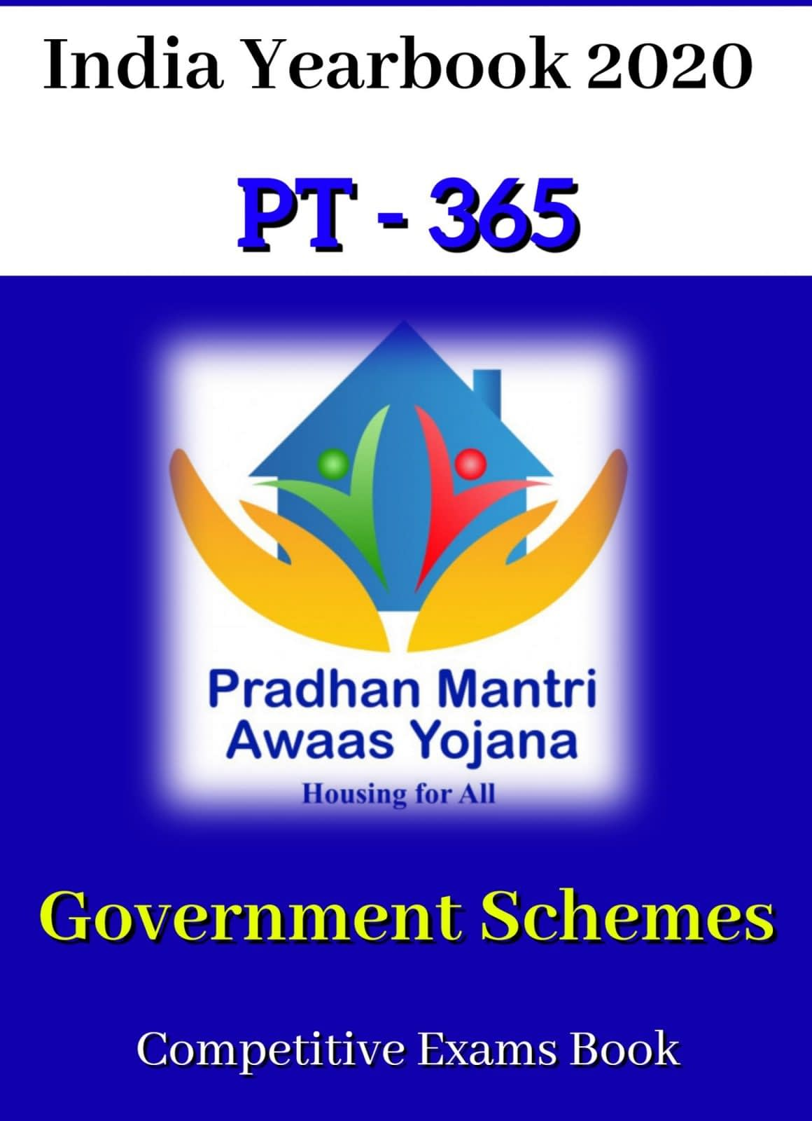PT 365 Govt Schemes for UPSC and all other exam 2020