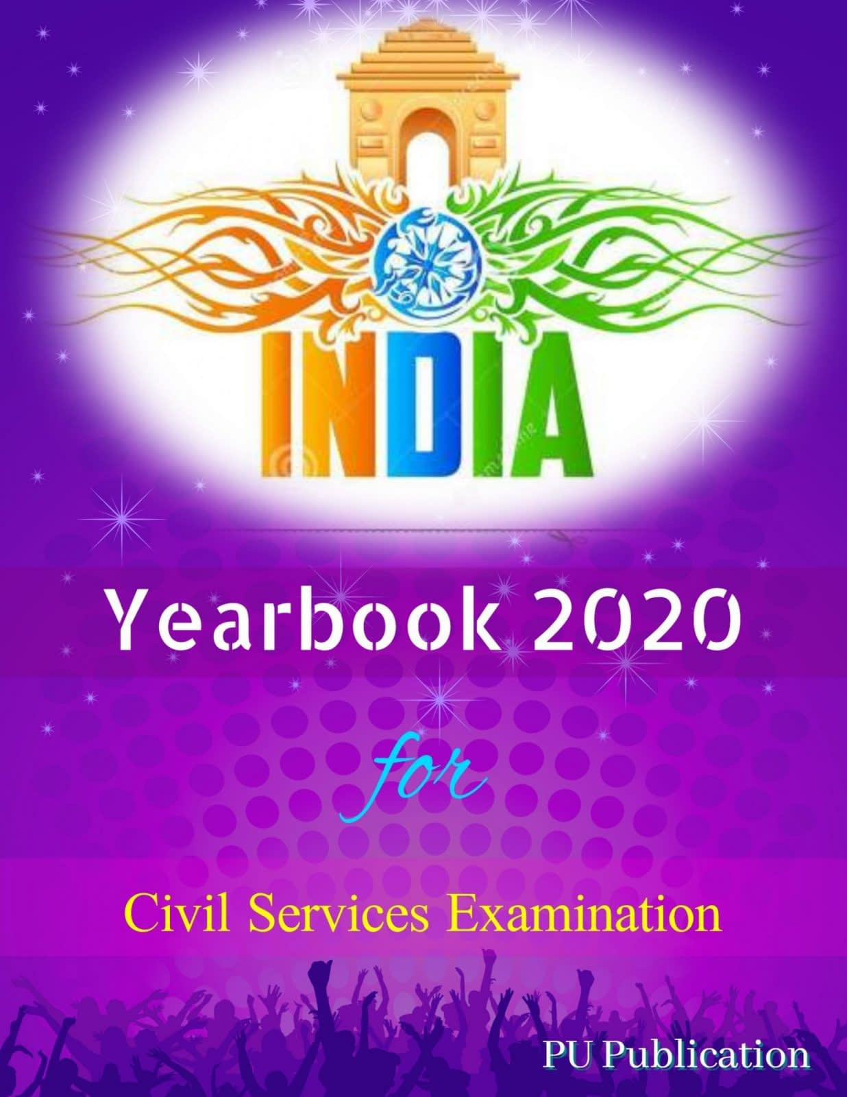 Current Affairs Yearbook 2020 for UPSC PSC Exams